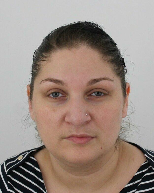 hľadaná SofiaMercedes Lakatosová