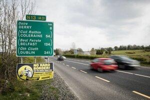 Hranica medzi Írskom a Severným Írskom