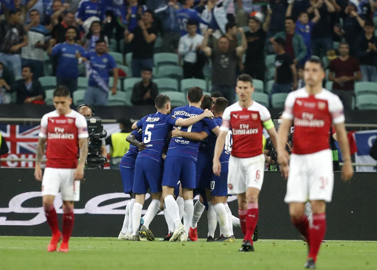 31b1b7fee71c0 ONLINE: Chelsea - Arsenal (Finále Európskej ligy 2019) - Šport SME