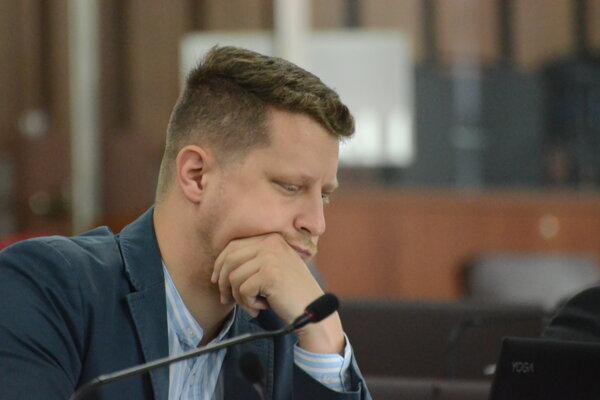 Stanislav Thomka, poslanec Mestského zastupiteľstva v Martine.