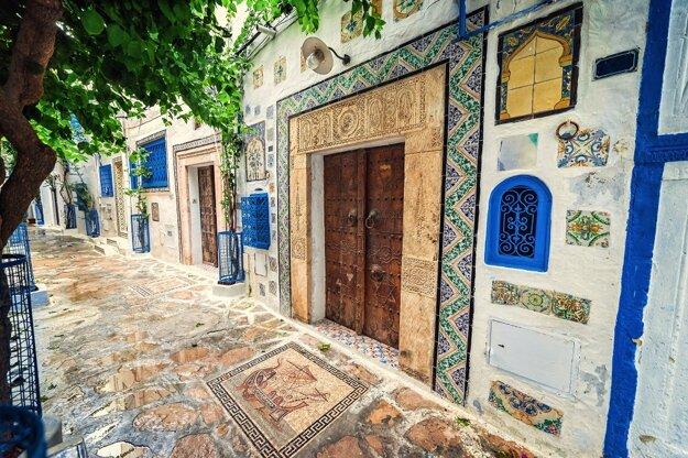 Medina v Hammamete