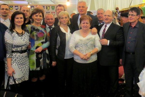 Starostovia a primátori z hornej Nitry boli tento rok spoločne na veľtrhu cestovného ruchu v Bratislave-