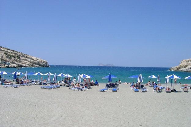 Kréta – špičkové pláže a turistické letoviská