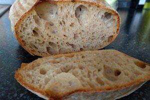 9f7b182d9b Ako upiecť chlieb z kvasu sa naučíte v Bašte.