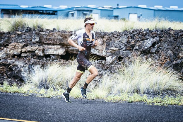 Sebastian Kienle na havajskom Ironmanovi.