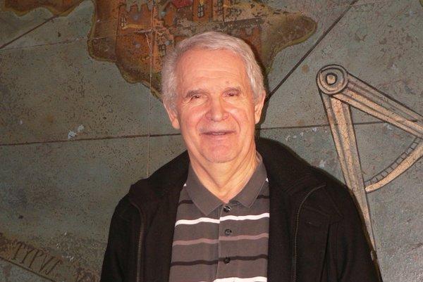 Ján Hrmo sa nedávno dožil 70 rokov.
