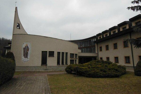 Exercičný dom svätého Ignáca Pod Kalváriou v Prešove.