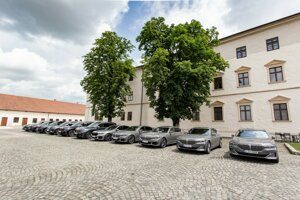 BMW X7 a radu 7