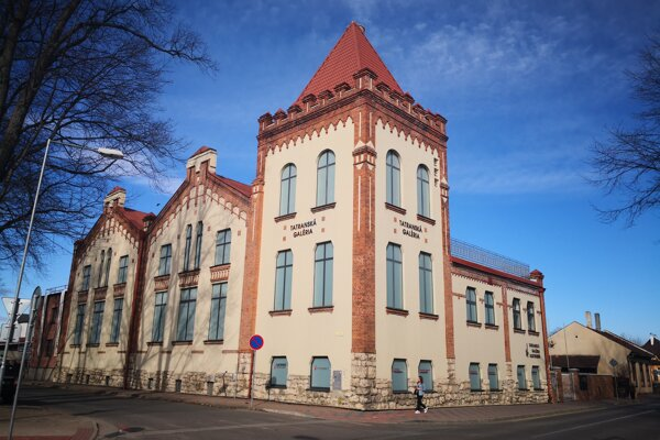 Tatranská galéria pozýva na vernisáž výstavy Linea di mare o 16.30 hod. a koncert Eda Klenu o 17.00 hod.