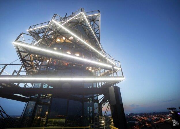 Dolní Vitkovice: Bolt Tower