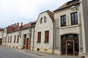 Múzeum Olomouckých tvarôžkov, Loštice