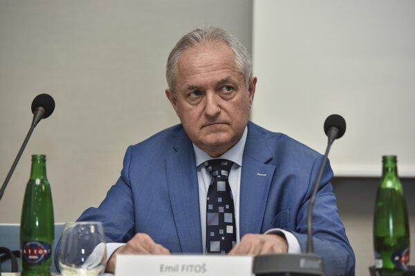 Prezident IT Asociácie Slovenska Emil Fitoš.