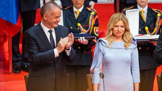 Inauguračný prejav prezidentky Zuzany Čaputovej
