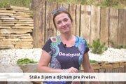 Andrea Turčanová vyvracia vo videu klebety o jej zdravotnom stave.
