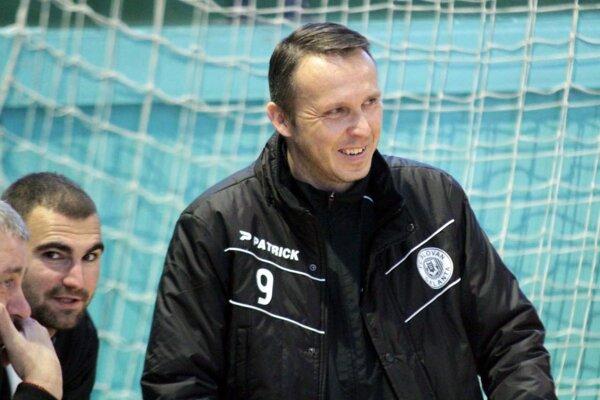 Andrej Štellár sa stal novým koučom futbalistov Šale.