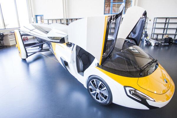 AeroMobil je jedným z popredných technologických startupov.