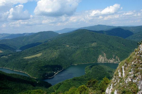 Aj takýto výhľad budú mať turisti zo Sivca.