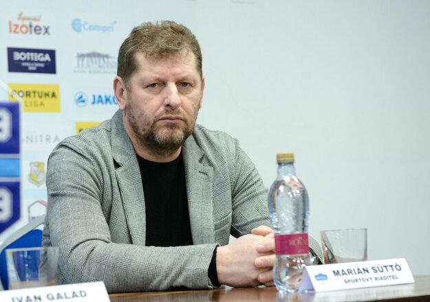 Marián Süttő (53) vstúpi s Nitrou do sezóny v nedeľu 21. 7. v Ružomberku.