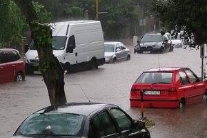 Záplavy vo Veľkých Kapušanoch