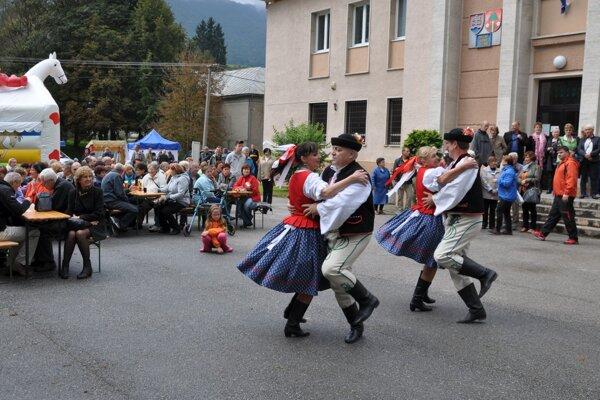Oslavy Dňa obce v Istebnom.