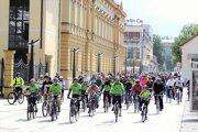 Martinčania sú už aj bicyklovým mestom.