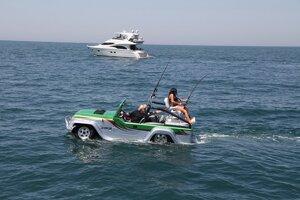 WaterCar Panther - najrýchlejšie obojživelné auto na svete