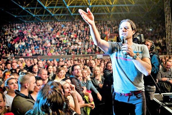Team naposledy koncertoval v Martine v máji 2016.