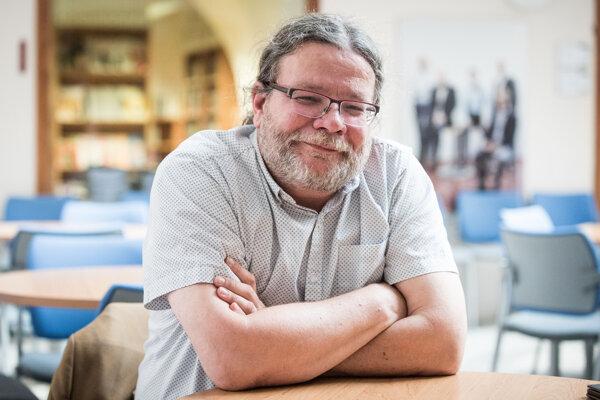 Český politik, chartista a protagonista Nežnej revolúcie Alexandr Vondra.