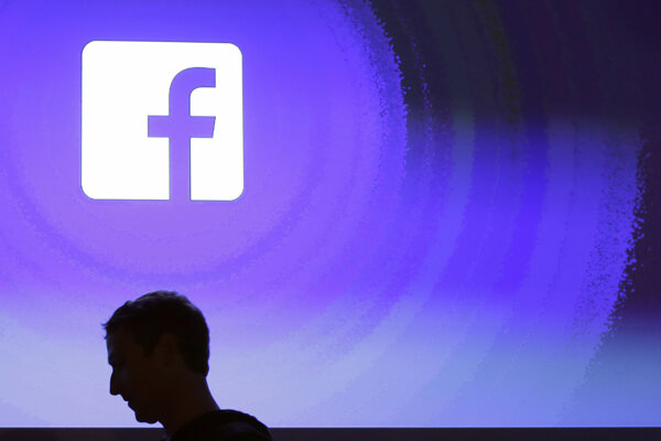 Mark Zuckerberg, majiteľ spoločnosti Facebook.
