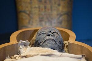 Mnohé egyptské múmie skončili rozdrvené v nápojoch a tinktúrach.
