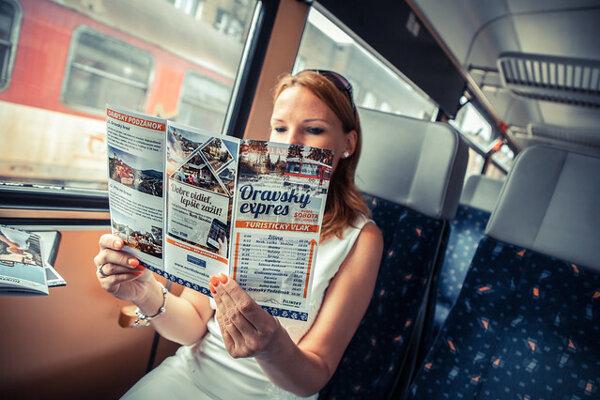 Oravský expres bude premávať každú prázdninovú sobotu.