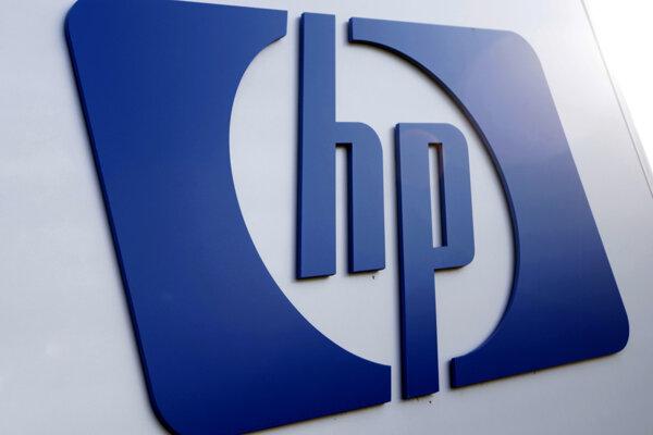 Hewlett-Packard.