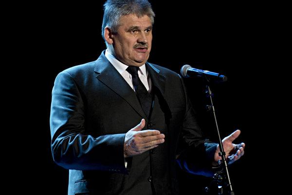 Minister práce Ján Richter