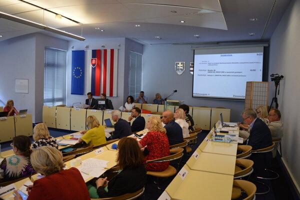 Celkový objem 335-tisíc eur pre šport rozdelili poslanci na tri oblasti podpory.