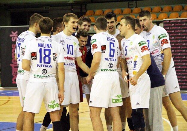 Úvodný zápas štvrťfinále Nitranom vyšiel na jednotku.