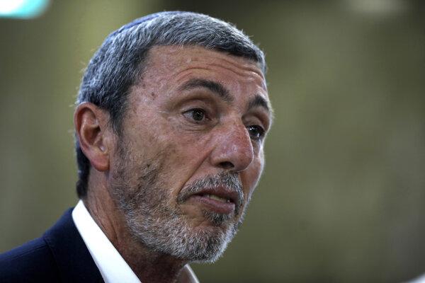 Izraelský minister školstva Rafi Perec (Peretz)
