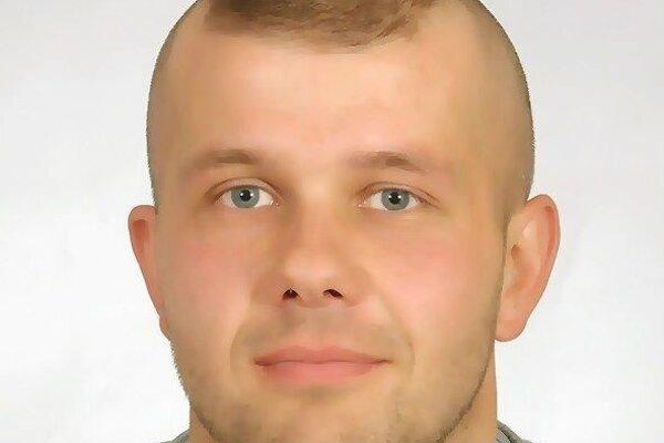 Hľadaný Jaroslav Chebeň z Podbrezovej.