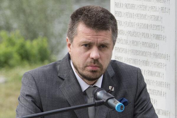 Šéf estónskej diplomacie Urmas Reinsalu.