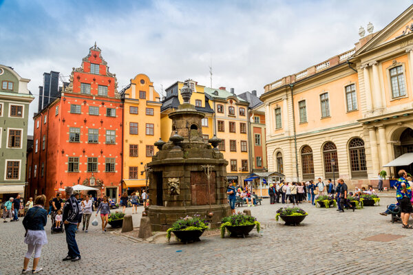 Štokholm.