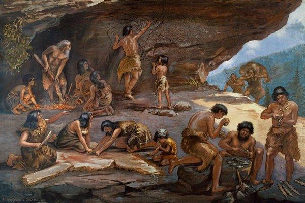 Šikovnejšie kamenné nástroje si ľudia zrejme začali vytvárať po celom svete.