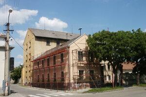 Rekonštrukcia mlynu.