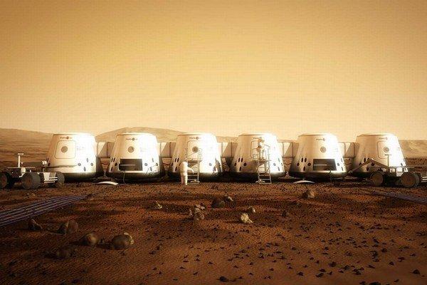 Budú prví ľudia stáť na Marse už v roku 2024?