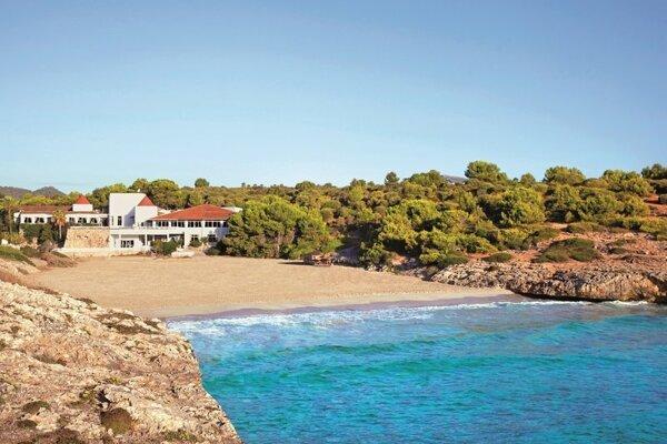Club Hotel Tropicana Mallorca. Ilustračná fotografia.