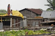 Problémy majú aj obyvateliaa v povodí rieky Brahmaputra v Indii.