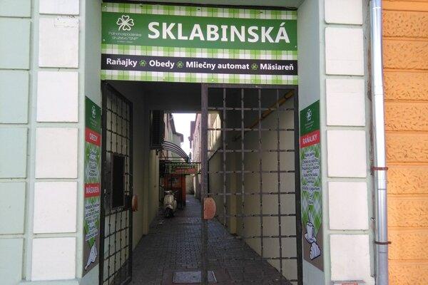 Predajňa sa presťahovala z tohto miesta.