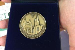 Jubilejná pamätná minca.
