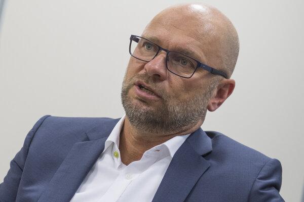 Richard Sulík.