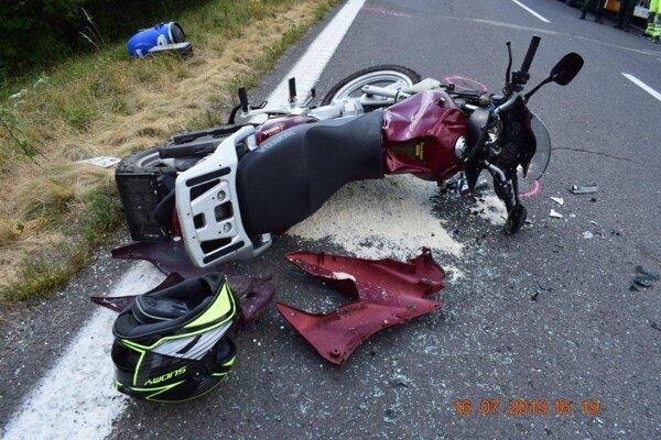 Nehoda pri Demandiciach.