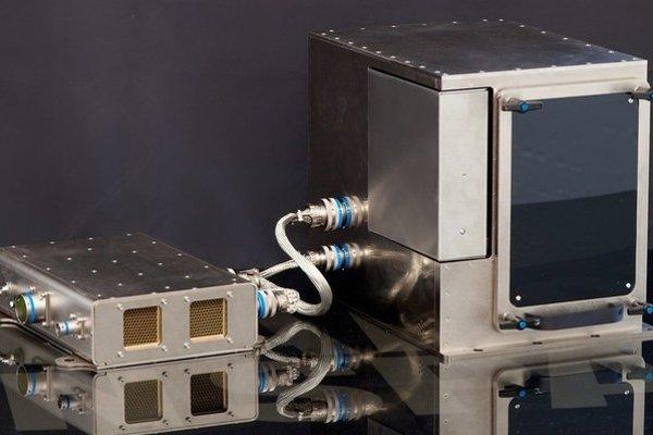 Tlačiareň pre posádku vesmírnej stanice.