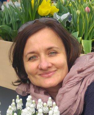 Lekárka Elena Adamkovičová.
